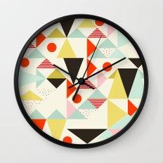 Modern Dreams Wall Clock