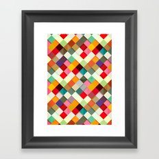 Pass This On Framed Art Print