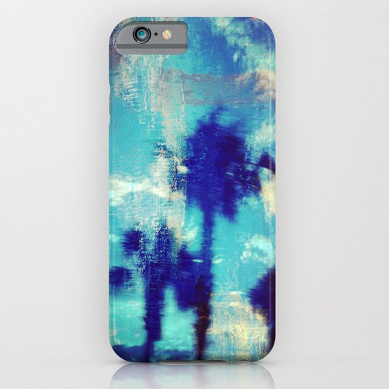 Underwater Palms iPhone & iPod Case