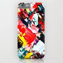 Red Intersections iPhone & iPod Case