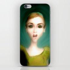 What?! iPhone & iPod Skin