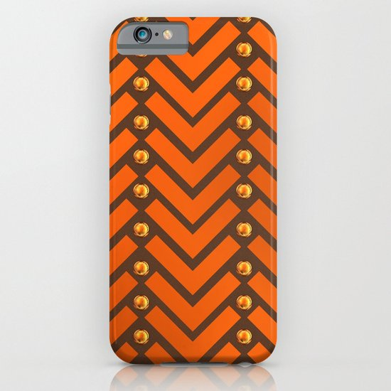 Gold Patterns iPhone & iPod Case