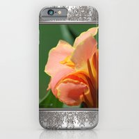 Dwarf Canna Lily named Corsica iPhone 6 Slim Case