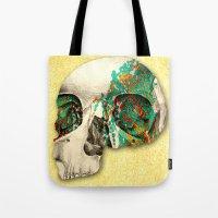 skull2 Tote Bag
