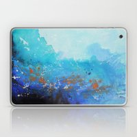 Blue Suede Blues Laptop & iPad Skin