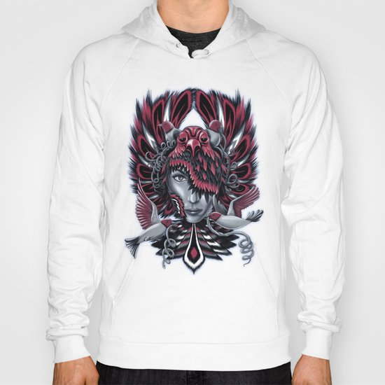Bird Mask 2 Hoody