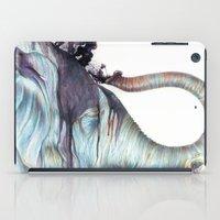 Elephant Shower iPad Case