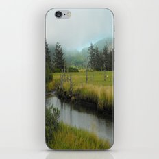 Mystery In Mist iPhone & iPod Skin