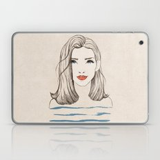 Sea girl Laptop & iPad Skin