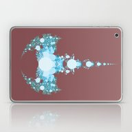 Laptop & iPad Skin featuring Don't Feed After Midnigh… by Donphil.de