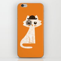 Mark - In Clockwork Oran… iPhone & iPod Skin
