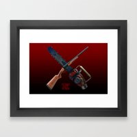 Come Get Some (clean) Framed Art Print