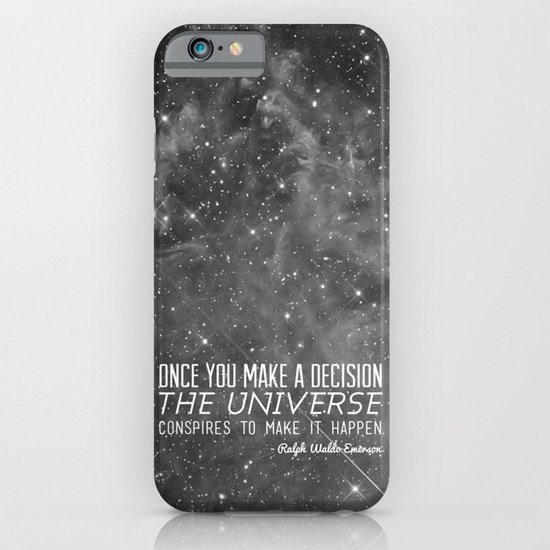 Put yourself out there iPhone & iPod Case