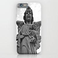 Child angel iPhone 6 Slim Case