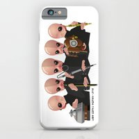 the Modal Nodes iPhone 6 Slim Case