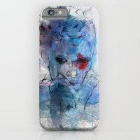 Blue Lover iPhone 6 Slim Case