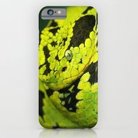 iPhone & iPod Case featuring SNAKE by Ylenia Pizzetti