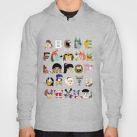 Child Of The 70s Alphabe… Hoody