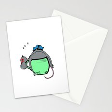 The Great Nap Stationery Cards