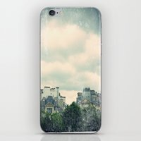 View from the top iPhone & iPod Skin