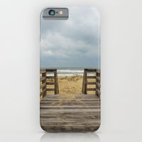 Draw me into the Sea iPhone 6 Slim Case