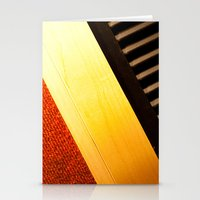 Abstract Stationery Cards