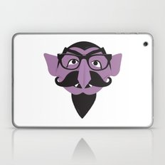 Hipster Count Laptop & iPad Skin