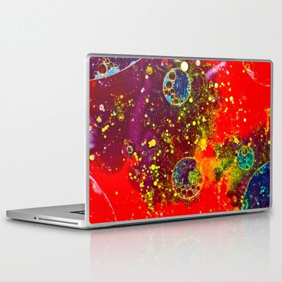 Space 3 Laptop & iPad Skin