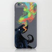 Black Oktopus And His Co… iPhone 6 Slim Case
