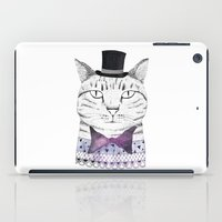 MR. CAT iPad Case