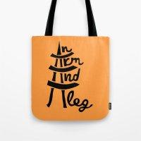 An Arm And A Leg Tote Bag