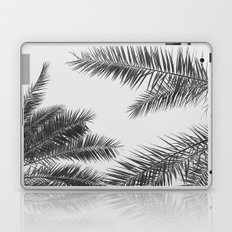 simply palm leaves Laptop & iPad Skin