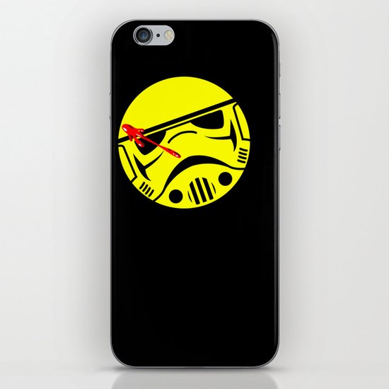 who watches the Empire iPhone & iPod Skin