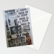 MORE NEWS Stationery Cards