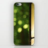 Outdoor Bokeh iPhone & iPod Skin