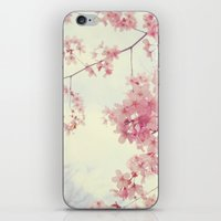 Dreams In Pink iPhone & iPod Skin