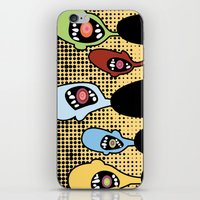 Screamers iPhone & iPod Skin