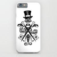 SEÑOR CALAVERA iPhone 6 Slim Case
