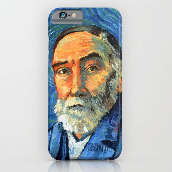 Gottlob Frege iPhone & iPod Case