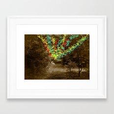 Lizzy Framed Art Print