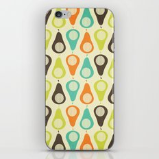 Oh What A Lovely Pear. iPhone & iPod Skin