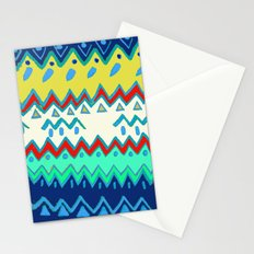 Rad Pattern Stationery Cards