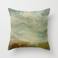 Midsummer Madness Throw Pillow