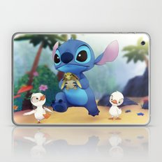 Stitch Laptop & iPad Skin
