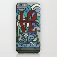 pop LOVE park iPhone 6 Slim Case