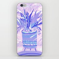 plant smell iPhone & iPod Skin