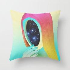 Galexia Throw Pillow