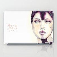 Fashion Illustration  iPad Case