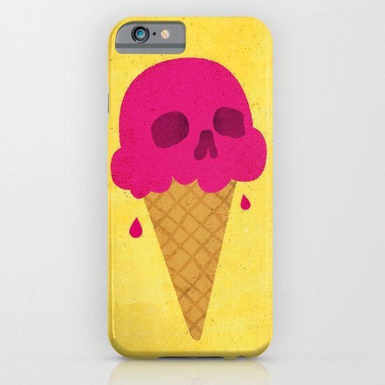 Skull Scoop. iPhone & iPod Case