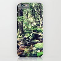 iPhone & iPod Case featuring At the Beginning by Elina Cate